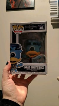 Donald Duck (Monsters Inc) Kingdom Hearts Funko Pop Vancouver, V6P 1Y6