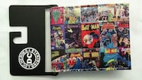 DC Originals Batman Retro Comics Wallet