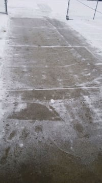 driveway snow removal  Ogden
