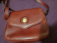 leather red purse  Surrey, V3W 1T7