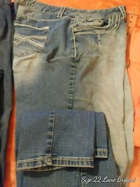 Lane bryant jeans/pants, clothing, boots Midwest City, 73130