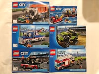 Lego City Vehicles Sterling, 20164