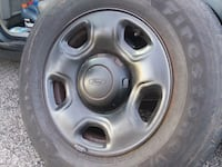 6 lug Ford rims 17 in.read whole listing  Fayetteville, 37334