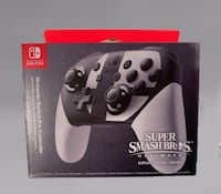 Brand new Switch pro controller super smash bros ultimate Waldorf, 20602