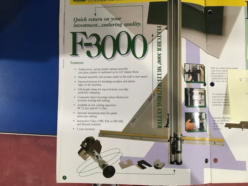 Two items here glass cutter and mat cutter 3ad2383b-879a-475d-8034-ab0a3e94ac00