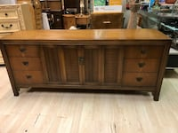 Sieling Wooden 9 Drawer Dresser - Can be custom painted