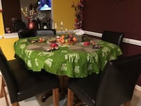 Gorgeous Asheley Home, Dining Set, Sears 5 people, fairly used  North Potomac, 20878