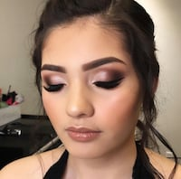 Makeup artist lessons Airdrie