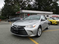 2017 Toyota Camry 2017 Toyota Camry - 4dr Sdn I4 Auto LE