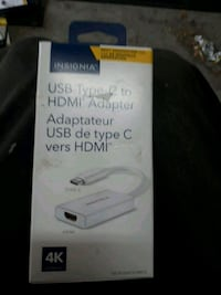 Insignia USB Type-C to HDMI Adapter