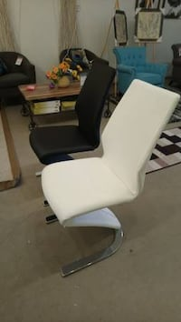 BRAND NEW Dining Chairs /Side Chair - Black or White VANCOUVER