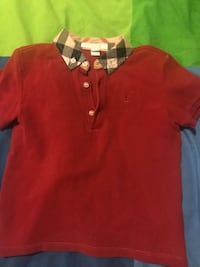 Red polo by ralph lauren polo shirt Houston, 77057