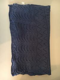 "Knit scarf, brand new 18"" x 80"" Arlington Heights"