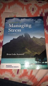 Essentials of Managing Stress Budd Lake, 07828