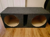Subwoofer enclosure  Artesia, 90701