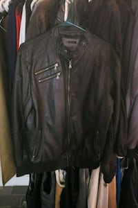 21 men leather jacket Edmonton, T5H 3C7