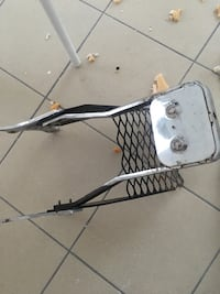 Chopper sissy bar