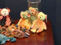 rare beanie babies serious collectors only Baltimore, 21237