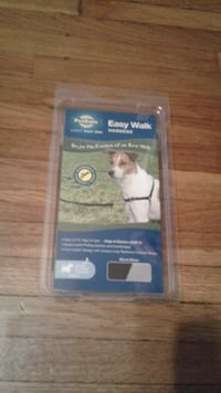 Easy Walk Dog Harness .New Have small medium and Large.