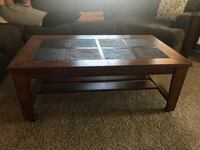 Coffee table with two matching side tables San Diego, 92154