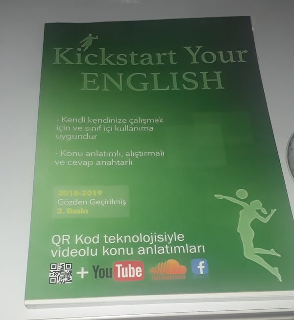 Jetstream beginner + Kickstart Your English 1