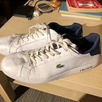 Lacoste Mens shoes 13 Langley, V2Y 0J3