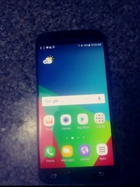 S7 unlocked 10/10 mint condition Silver Spring