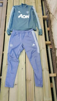 Manchester United tracksuit  6249 km