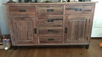 brown wooden cabinet with drawer Falls Church, 22046