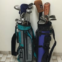 Men's and women's golf clubs Côte-Saint-Luc, H4W 3G9