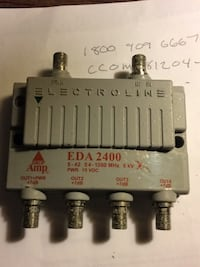 Electroline amplifier Cambridge, N1S 4B4