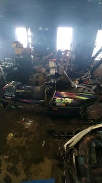 Arctic cat 580 ext efi