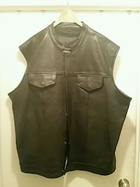Leather Riding Vest  Barrie, L4N 7N1