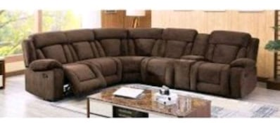 3pcs Fabric Sofá Sectional SPECIAL price•apply for