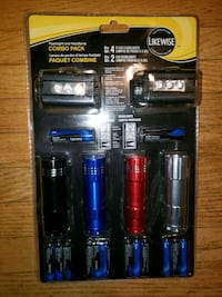 Combo Flashlight Set London, N6B 1E1