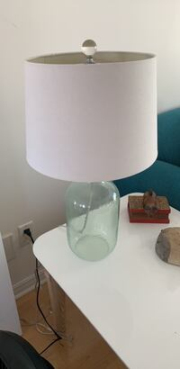 Table lamp (we have 2) Brossard, J4X 2W8