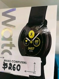 Samsung Galaxy watch active brand new sealed. Toronto, M9V 1L2