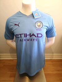 Manchester City 2020 Home Jersey Aguero #10     Mississauga, L5B 4P5