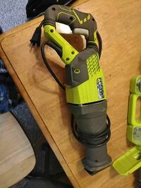 green and black Ryobi reciprocating saw Urbana, 43078