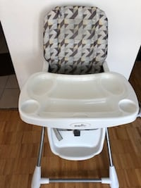 High Chair---- Moving  Sale!!!!!!!!!!!!!