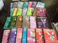 27 rainbow magic fairy books Burlington, L7S 1C3