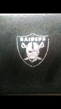Oakland Raiders Pattio Stone Oklahoma City
