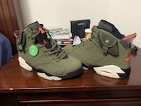 Travis Scott Air Jordan 6 Retro Brampton, L7A 3H8