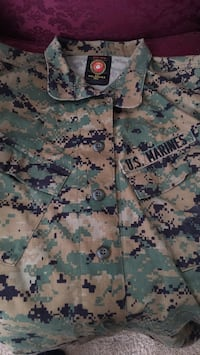 Marines camo  jacket Ashburn, 20148