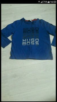 Tshirt manche long hugo boss Metz, 57000