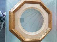 Wooden frame for plates,  $15 each   Toronto, M2M 4B9