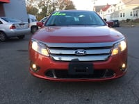 2011 Ford Fusion Braintree
