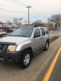 2005 Nissan Xterra  4.0 V6 4X4 DRIVES EXCELLENT CLEAN TITLE OUT OF STATE MILES New York, 11208