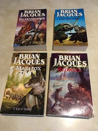 Tale of Redwall - set of 4 Calgary, T3G 1T5