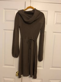 Brown Sweater Dress Whitsett, 27377